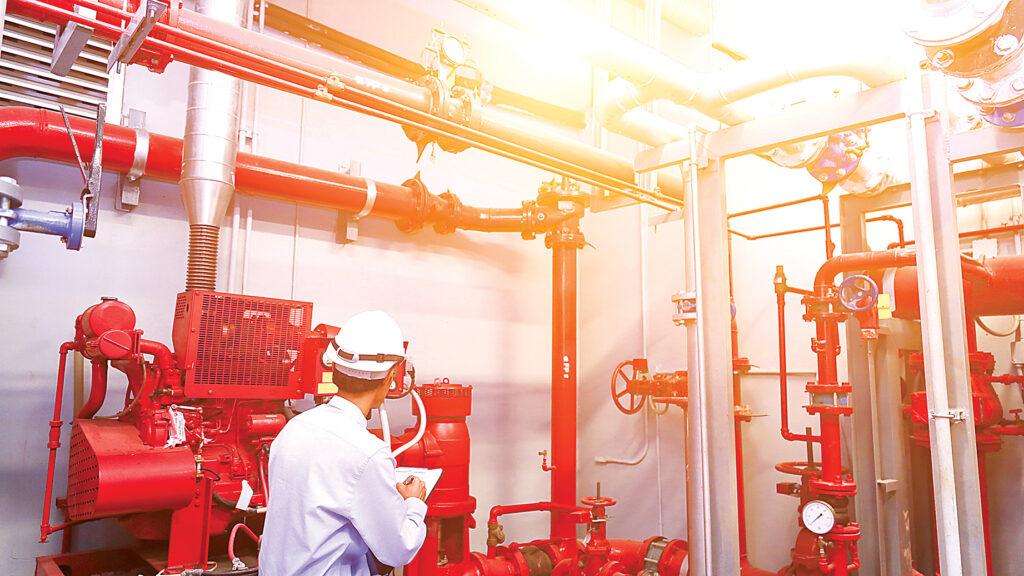Montaż Systemów Pożarowych